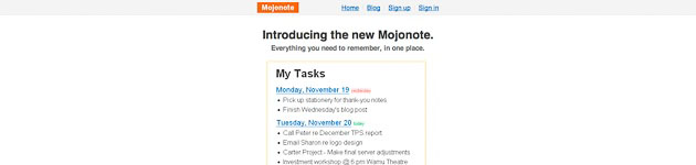 Mojonote