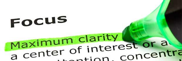 Produktives Arbeiten ist fokussiertes Arbeiten: Ein paar Gedanken und 5 Tipps