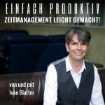 Podcast-Cover Zeitmanagement leicht gemacht