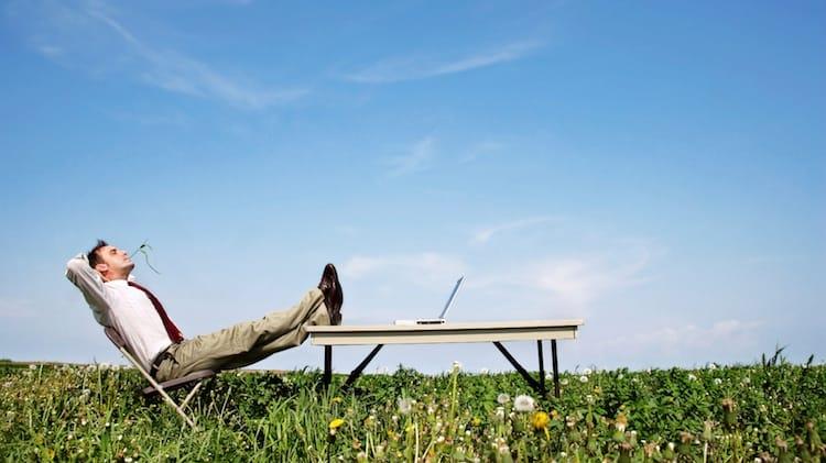 10 Wege, entspannter zu arbeiten