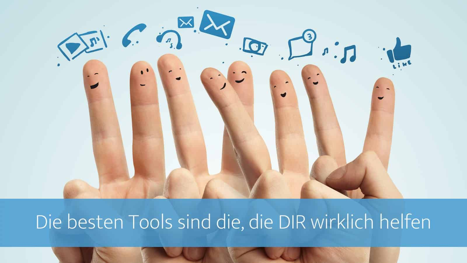 Zeitmanagement-Tools