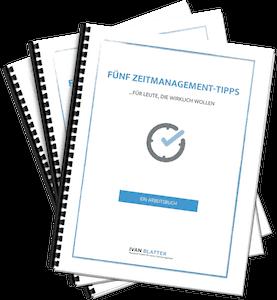 5 Zeitmanagement-Tipps