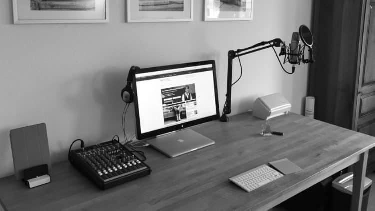 Im Home-Office arbeiten - Herausforderung und Chance