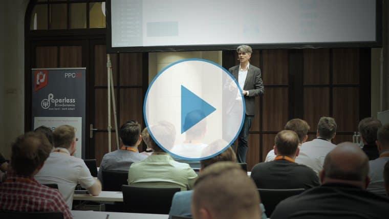 Ivan Blatter als Keynote-Speaker