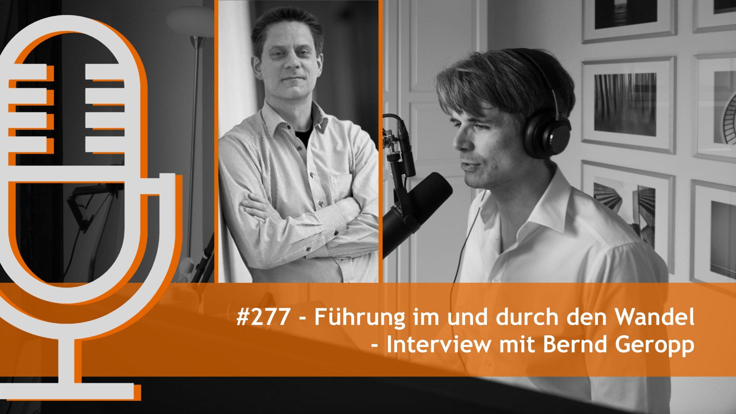 Interview Bernd Geropp