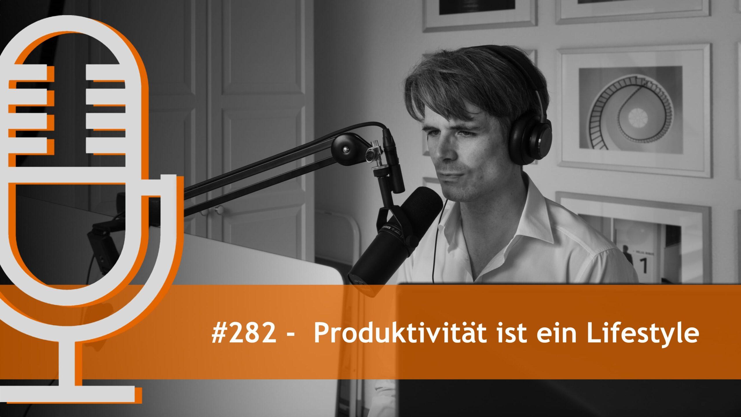 Produktivität ist ein Lifestyle